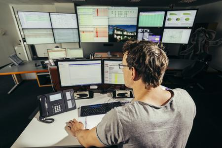 Kabel-Kommandozentrale: Netzüberwachung bei primacom