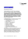 [PDF] Pressemitteilung:Pinkwart:  TK-Kombi-Seminare im 802.lab