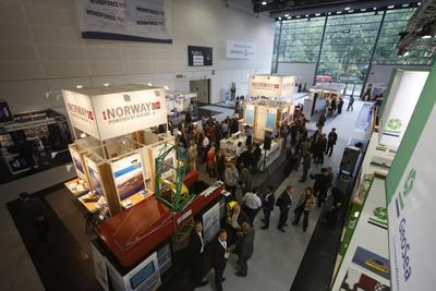 WINDFORCE 2014 brings together the international offshore industry