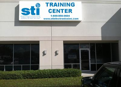 STI Electronics Opens Training Facility in Houston, TX