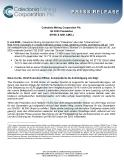 [PDF] Pressemitteilung: Caledonia Mining Corporation Plc Q2 2020 Produktion (NYSE & AIM: CMCL)