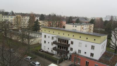 Solar über Nürnberg s Dächern
