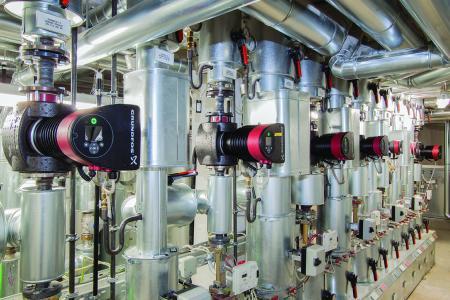Grundfos feiert die 1.000.000ste Magna3-Pumpe