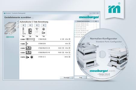 Meusburger Update: Function Developments, Photo: Meusburger