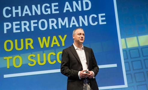 CEO Andreas Schierenbeck (c) ThyssenKrupp