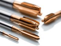 Die speziell für Gewindewerkzeuge entwickelte Hochleistungsschicht BALIQ AUROS ist extrem glatt und verschleißbeständig und sorgt dadurch für eine noch höhere Prozesssicherheit