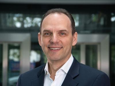 Conrad CEO Ralf Bühler (© Conrad Electronic)
