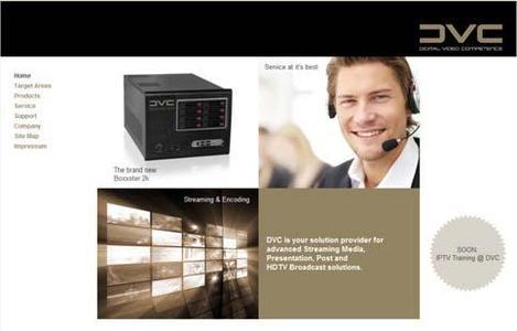 Webseite und neuem Corporate Design
