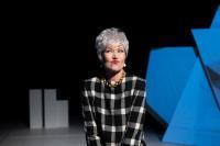 """Szenen-/Promotionbild zur Theaterproduktion """"Peggy Guggenheim - Woman before a Glass"""""""