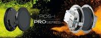IP-geschützter Blickfang POS-I-PRO von Distec in vier Ausbaustufen mit echter runder Anzeige
