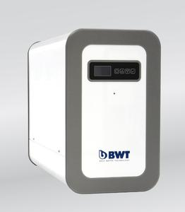 Die Umkehrosmoseanlage BWT bestaqua 24