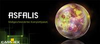 Das neue ASFALIS EX 6.0 arbeitet vollautomatisch und kommt mit integrierter Schnellkonvertierungs-Funktion
