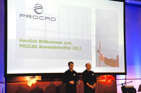 PROCAD Anwendertreffen 2012