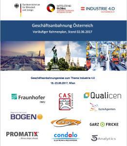 byteAgenten Geschäftsanbahnung in Österreich
