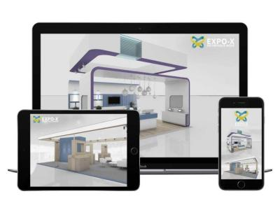 Die virtuelle Messe EXPO-X für Aussteller aus allen Branchen