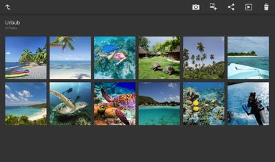 strato hidrive app fotoalbum android tablet