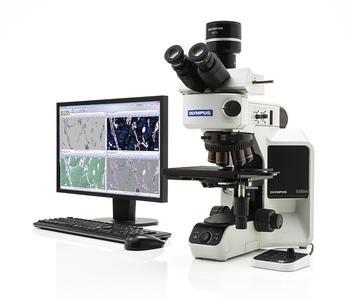 Die BX3M Mikroskope stellen wir auf der Control erstmalig einem deutschen Publikum vor