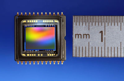 High-Level Detail at High Frame Rates: Monochrome Progressive Scan CCD Sensor by Sony