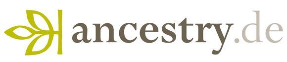 Logo Ancestry.de.