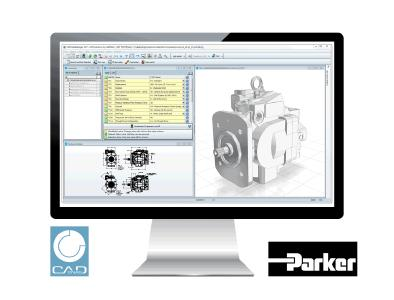 Parker-Hannifin Receives 2016 Manufacturing Leadership Award for Innovative Use of CADENAS' Strategic Part Management PARTsolutions