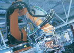 Skalierbare Steuerungstechnik für Robotik