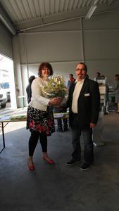 Manuela Bauer und Steffen Günther