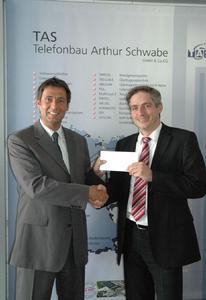 TAS GmbH & Co. KG erweitert Geschäftsführung