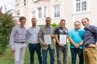 Rainer Sigmund, Stefan Holzer, Rainer Jark, Sven Stäcker, Luca Foscolo, Hartwig Weidacher