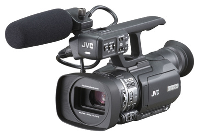 New JVC cameras lure Final Cut Pro enthusiasts