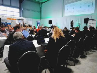 Großes Interesse an den Keynotes der B-CON - Innovation Expo 2017