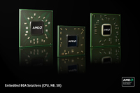 AMD Launches New Complete Platforms for Embedded Systems
