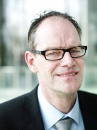 Dirk Hagemann, Vice President Internet Strategy bei der Deutschen Post