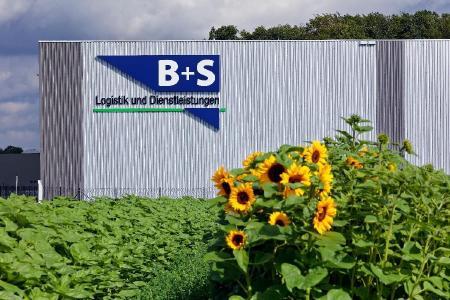 Standortneugründung B+S GmbH in Schwarzenbruck bei Nürnberg, Foto: B+S