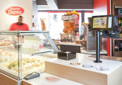 """The French-style fast-food chain """"Brioche Dorée"""" has turned to AURES' technology and expertise to migrate its entire point-of-sale IT assets"""