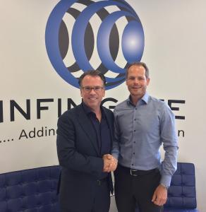 Infinigate zeichnet Distributionsvertrag mit Cylance