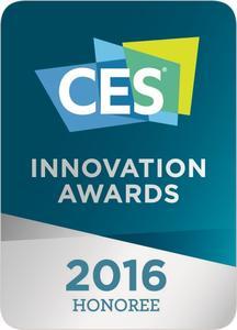 Bild LG CES 2016 Innovation logo