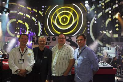 HSL Expands Inventory with Martin Lighting and Video Products