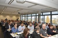 Im ersten Teil der Tagung erhielten die Teilnehmerinnen und Teilnehmer in Vorträgen eine Einführung in die Thematik. Foto: Hochschule Koblenz