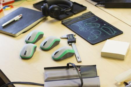 Produktdesign mit Palette+: Computer-Peripherie