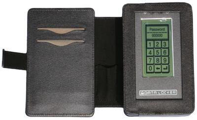 Amacom Data Locker mit Tasche
