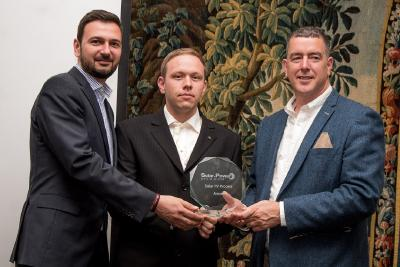 Meyer Burger's FABiA® Cell Deposition Equipment wins Solar + Power Award 2018