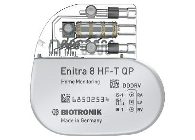 First European Implant of BIOTRONIK's E3-Series Pacemaker Takes Place in the UK