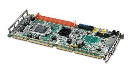 Umfassendes PICMG 1.3 SHB mit Intel® Core(TM) i7-Technologie der 2. Generation
