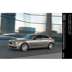 Die neue BMW 7er Reihe, 750Li