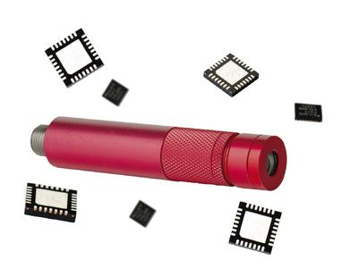 FLEXPOINT® Laser Modules with Microprocessor