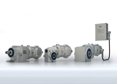 Für die Backwarenproduktion bietet die Oberflächenveredelung nsd tupH eine überaus leistungsstarke Antikorrosionsbehandlung für Antriebskomponenten im washdown-optimierten Aluminiumgussgehäuse