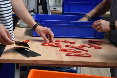 Hochschule Reutlingen zeigt Kunststoff-Expertise auf Stuttgarter Messe