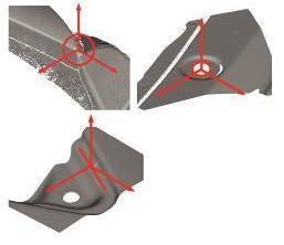 Hochpräzise Vermessung von Freiformflächen – eine Voraussetzung für die lückenlose Qualitätssicherung während der automatisierten Montage von beispielsweise Blechteilen