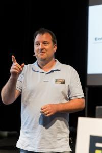 MRN Denkfest 2017 Diskussion,  Michael Herberger (Foto: MRN GmbH / Marcus Heine)