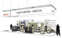Pentair Jung Pumpen Messestand IFH 2014